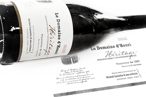 Chablis St-Pierre blanc 2018 0,75L