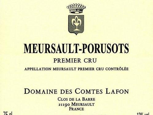 Meursault 1er Cru Porusots blanc 2017 0,75L