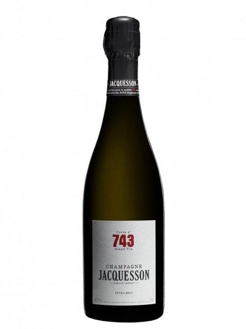 Jacquesson Cuvée 743 0,75L