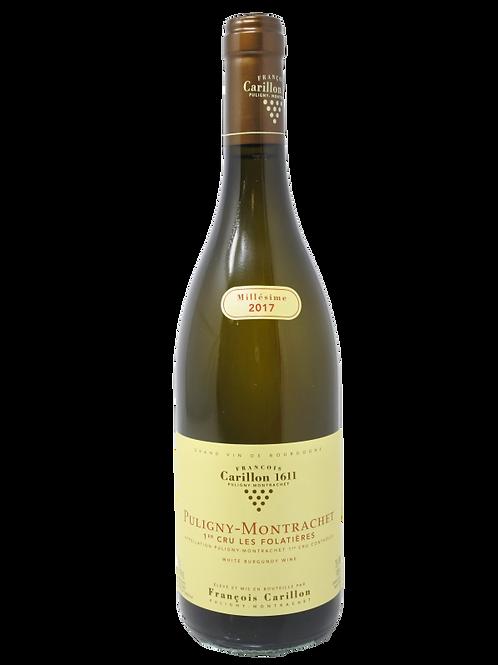 Puligny Montrachet 1er Cru Folatieres blanc 2018 0,75L