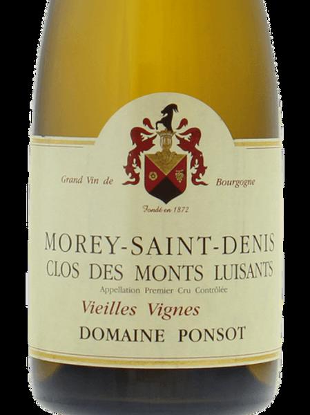 Morey St-Denis Clos des Monts Luisants blanc 2018 0,75L