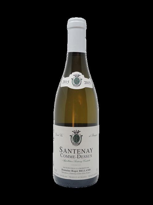 Santenay Comme-Dessus blanc 2018 0,75L