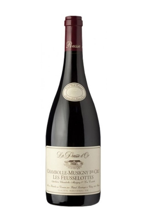 Chambolle Musigny 1er Cru Feusselottes rouge 2010 0,75L