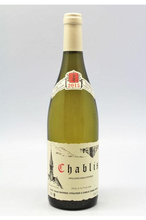 Chablis blanc 2015 0,75L