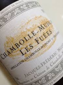 Chambolle Musigny 1er Cru Fuées rouge 2018 0,75L
