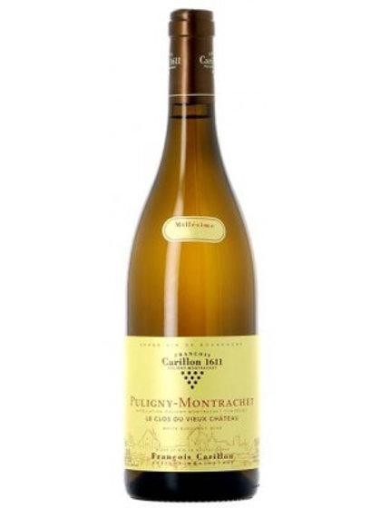 Puligny Montrachet Clos du Vieux Chateau blanc 2016 0,75L