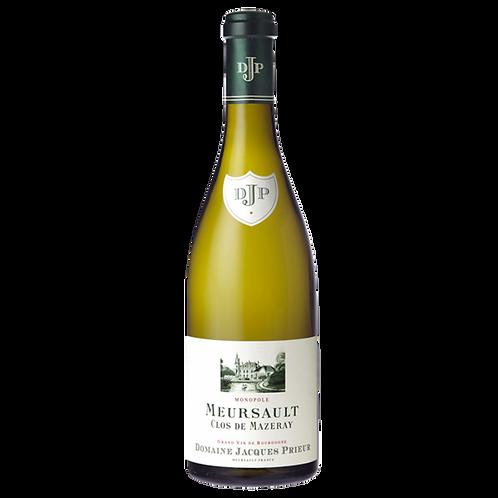 Meursault Clos de Mazeray blanc 2016 0,75L