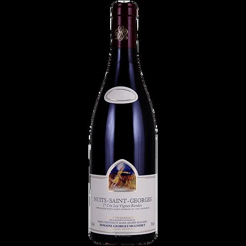 Nuits St-Georges 1er Cru Les Vignes Rondes rouge 2019 0,75L