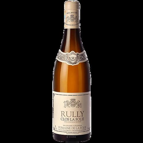 Rully Clos Folie blanc 2019 0,75L