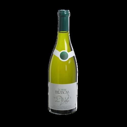 Vougeot Le Village blanc 2018 0,75L