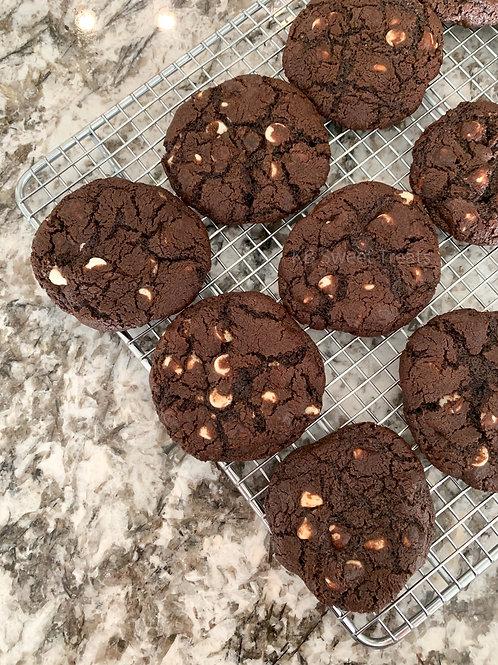 Double Chocolate Chip Dozen