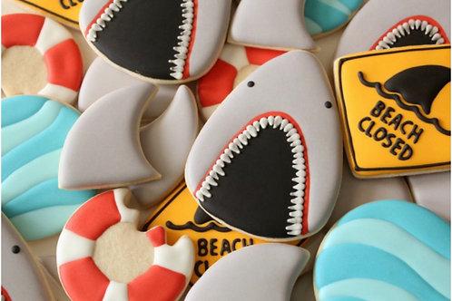 Ashley Shark Week Dozen 7/17