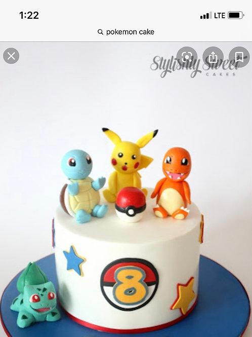 Patti Pokémon Cake 5/15