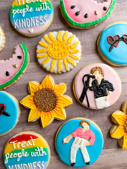 Harry Styles Cookies
