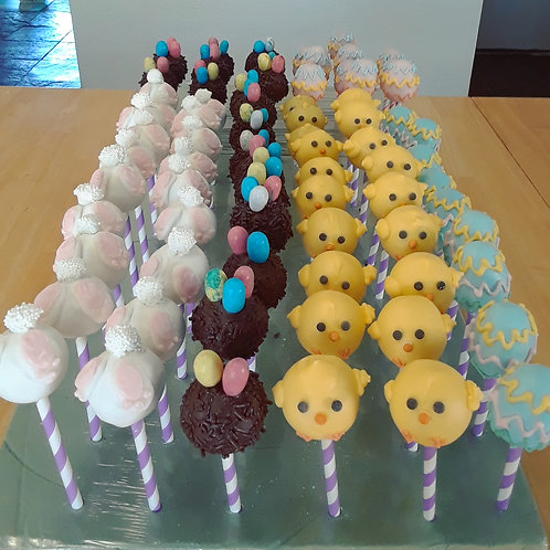 Easter Cake Pops (Dozen)