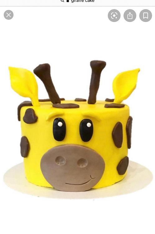Marsha Giraffe Cake & Cookies 7/10