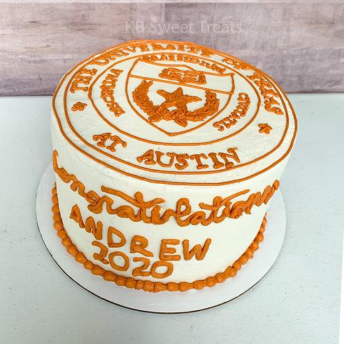 UT Seal Cake