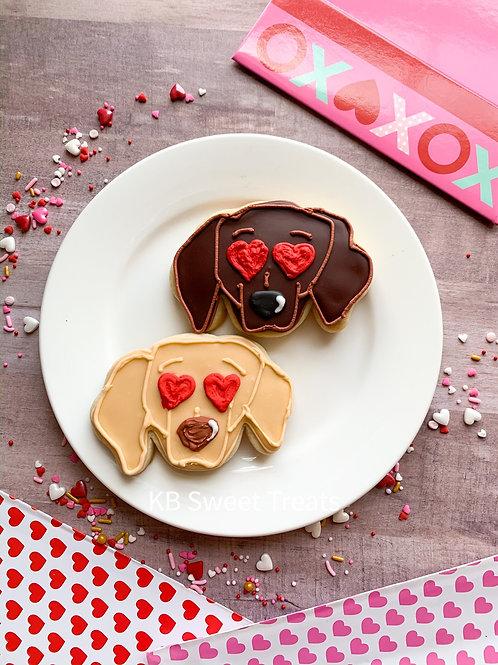 Puppy Love Cookie