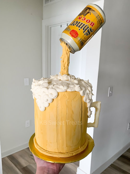 Shiner Beer Cake