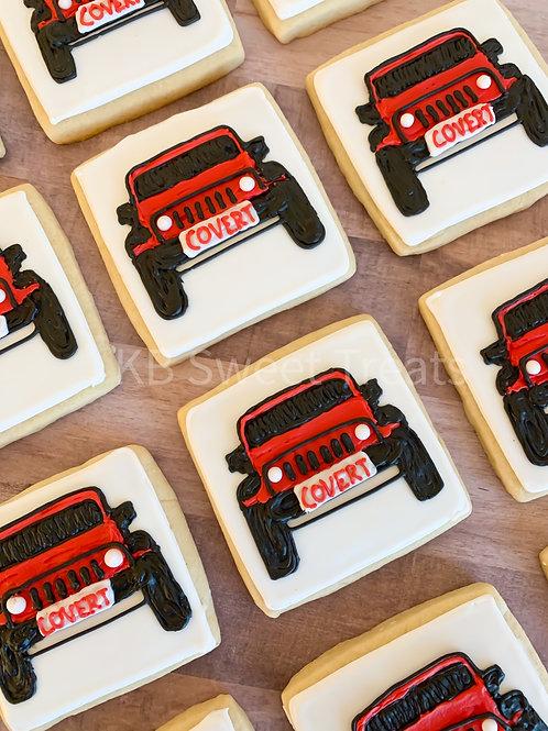 JEEP Wrangler Cookies