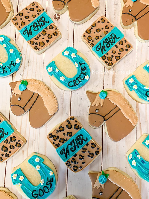"""""""WHR"""" Horse Ranch Cookies"""