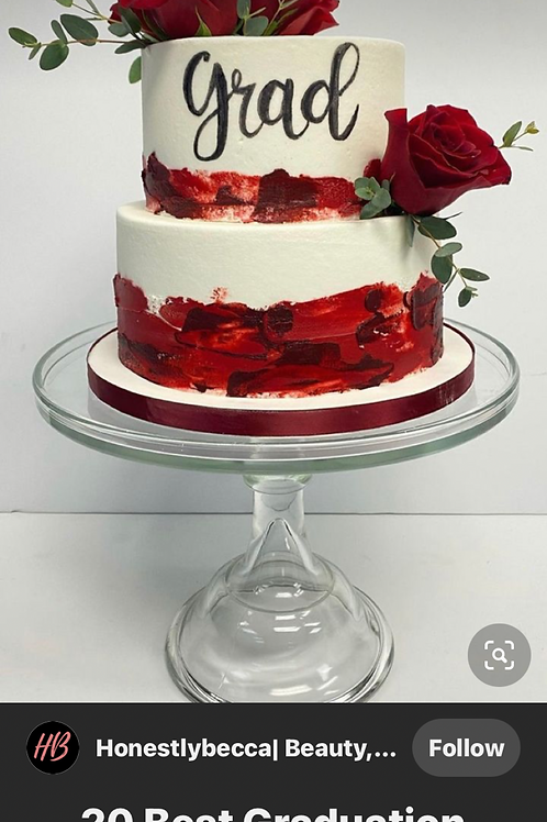 Brianna Grad Cake 5/28