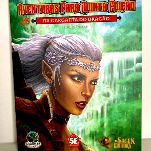 D&D Aventuras para a 5ª Edição - Na garganta do dragão