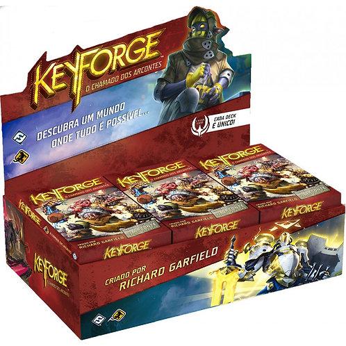 Keyforge - o chamado dos arcontes (deck individual)