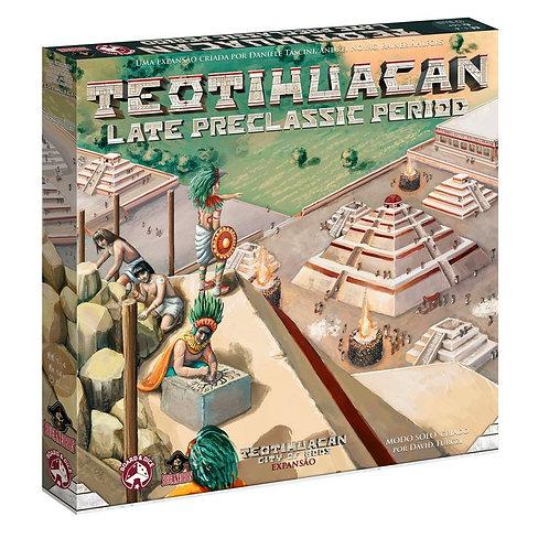 Teotihuacan: Late Preclassic Period - Expansão