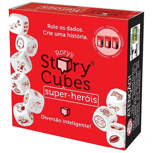 Rory's Story Cubes Super-heróis