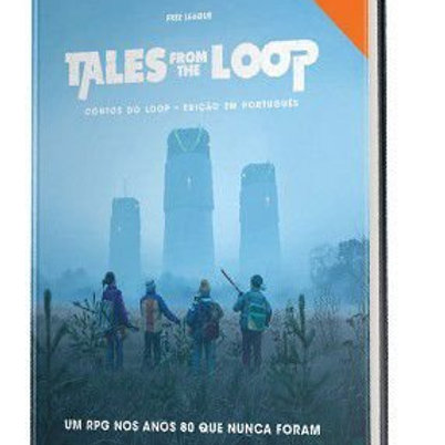 Tales from the loop - RPG