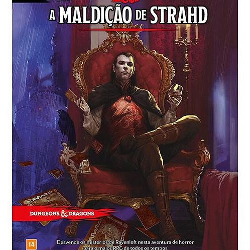 D&D 5ª Ed. - A Maldição de Strahd