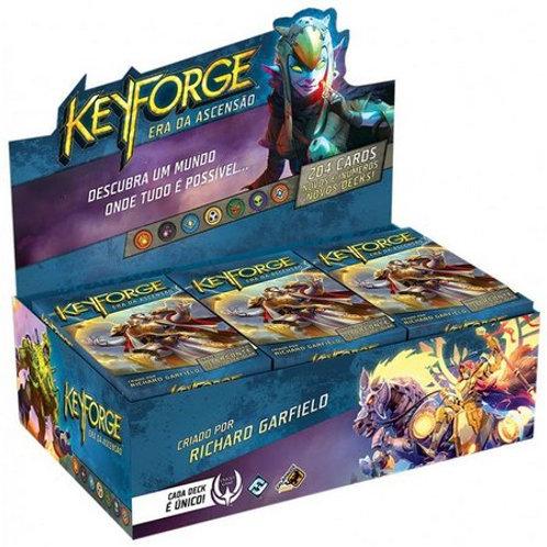 Keyforge: era da ascensão - deck único