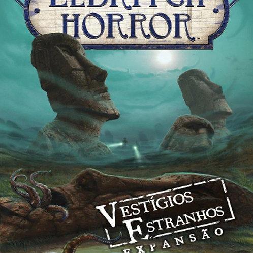 Eldritch Horror: Vestígios estranhos