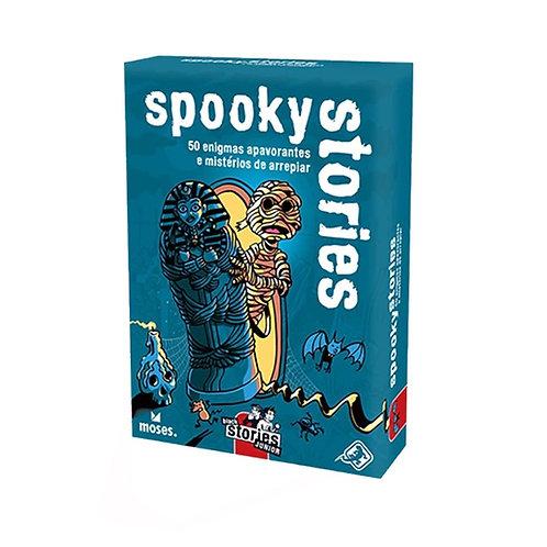 Black Stories Junior: Spooky Stories
