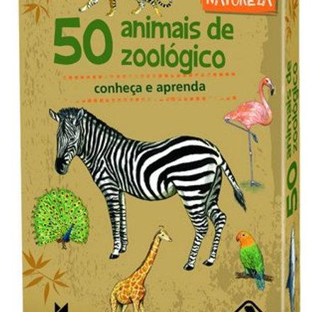 50 animais do Zoológico - Expedição Natureza