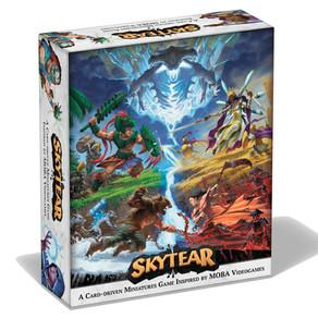 Skytear - um MOBA pra chamar de jogo de tabuleiro