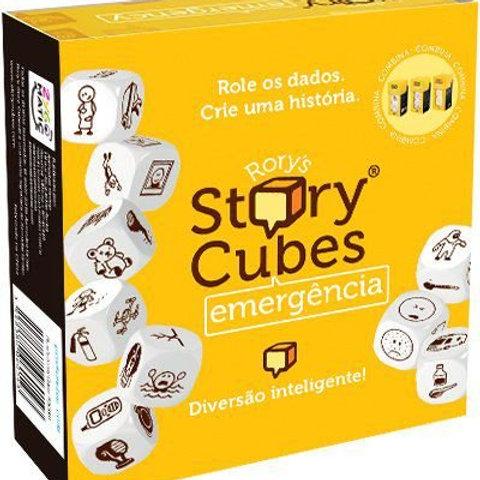 Rory's Story Cubes: emergência