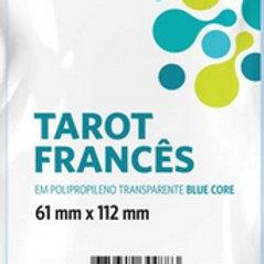 Sleeve Meeple Virus Tarot Francês (French Tarot)