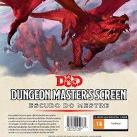 D&D 5ª Edição: Escudo do Mestre