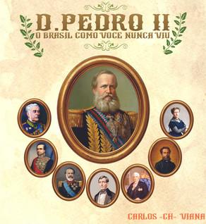 """D. PEDRO II e os jogos """"made in Piauí"""""""