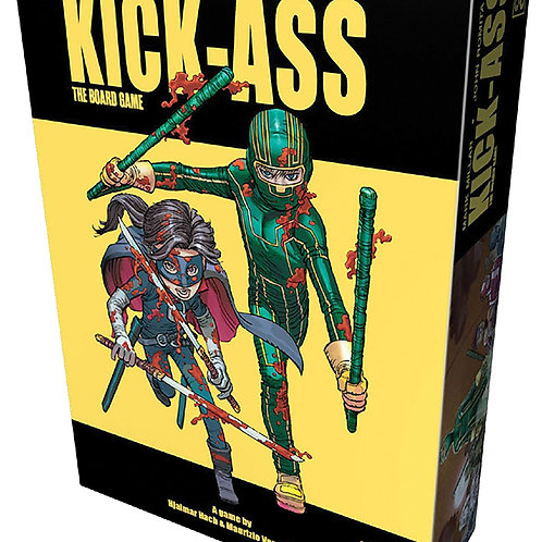 Kick-ass: the boardgame