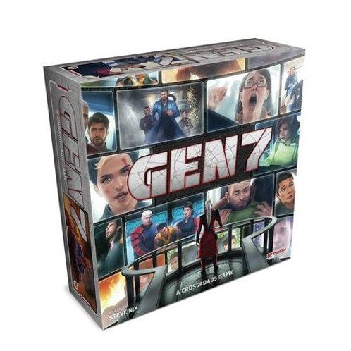 Gen7: um jogo de encruzilhadas