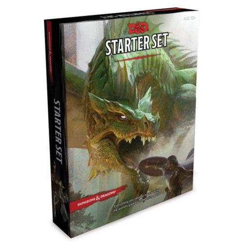 Dungeons & Dragons 5ª Ed. Starter Set - RPG