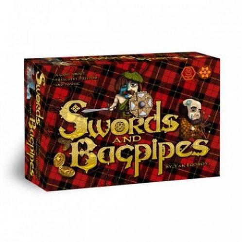 Swords & Bagpipes
