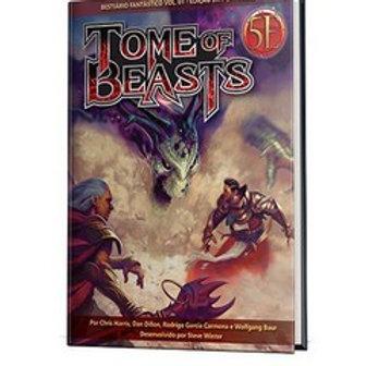 Tome of Beasts: Bestiário Fantástico D&D 5ª Ed.