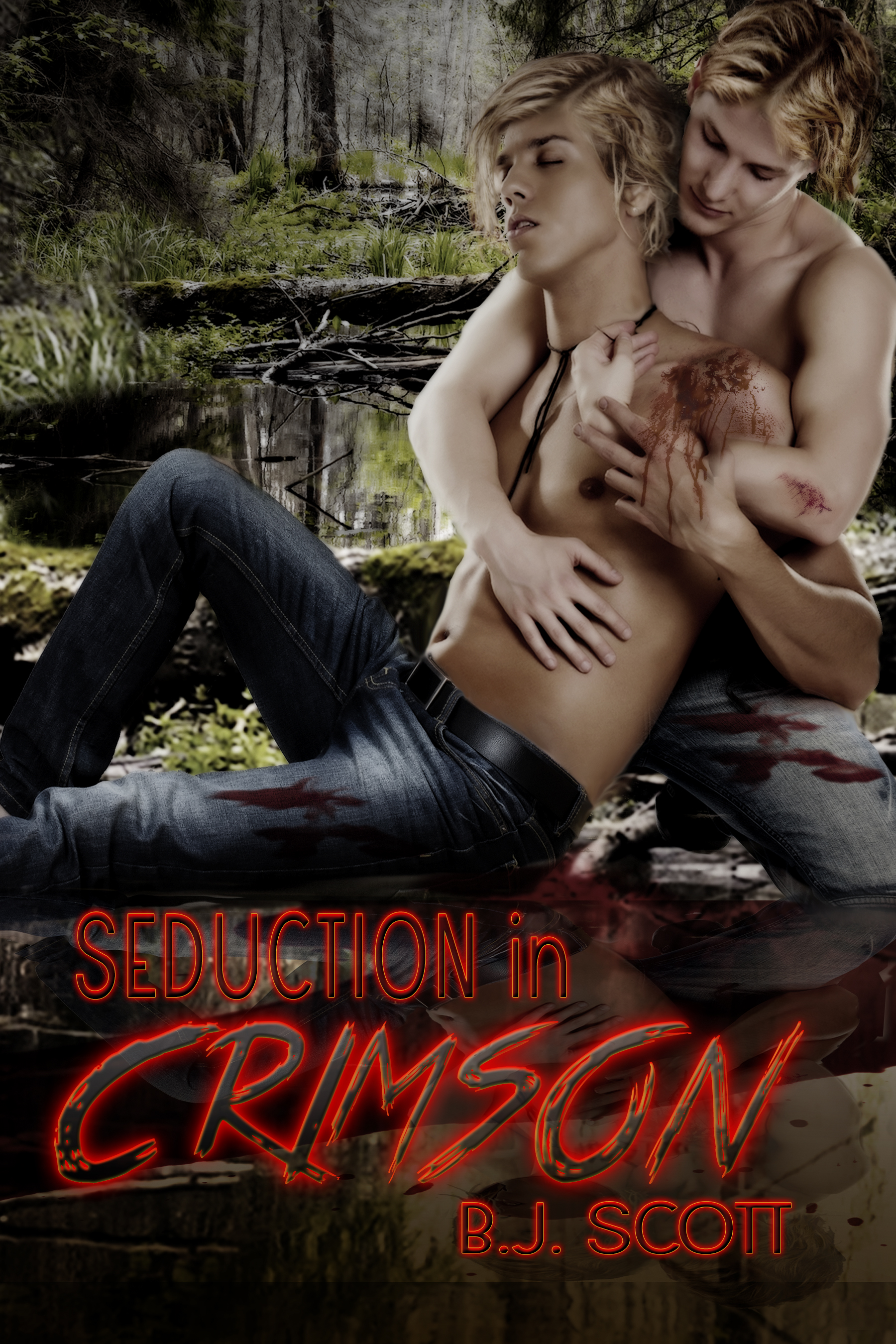 Seduction in Crimson_BJ Scott