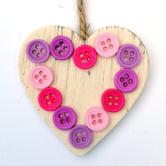 pretty in pink hearts kit