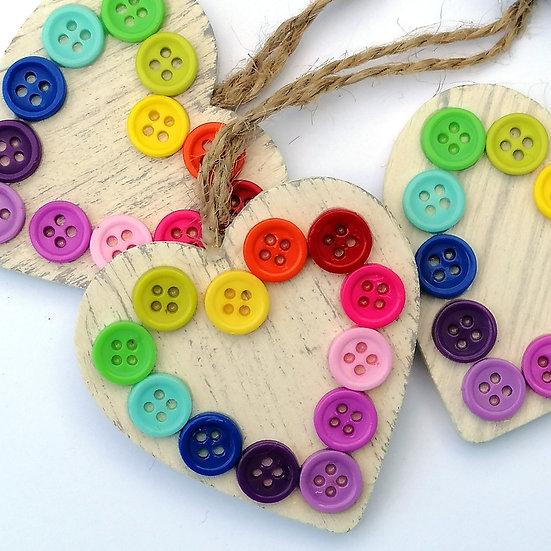 rainbow hearts kit