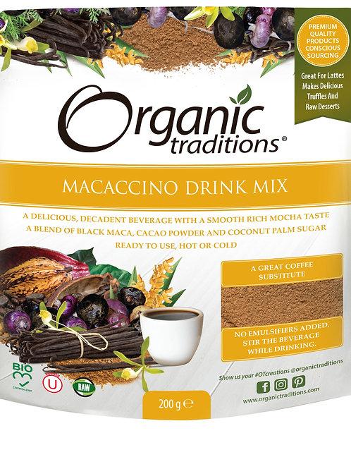 Macaccino Drink Mix 200g